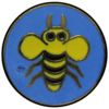 278035 busybee pin